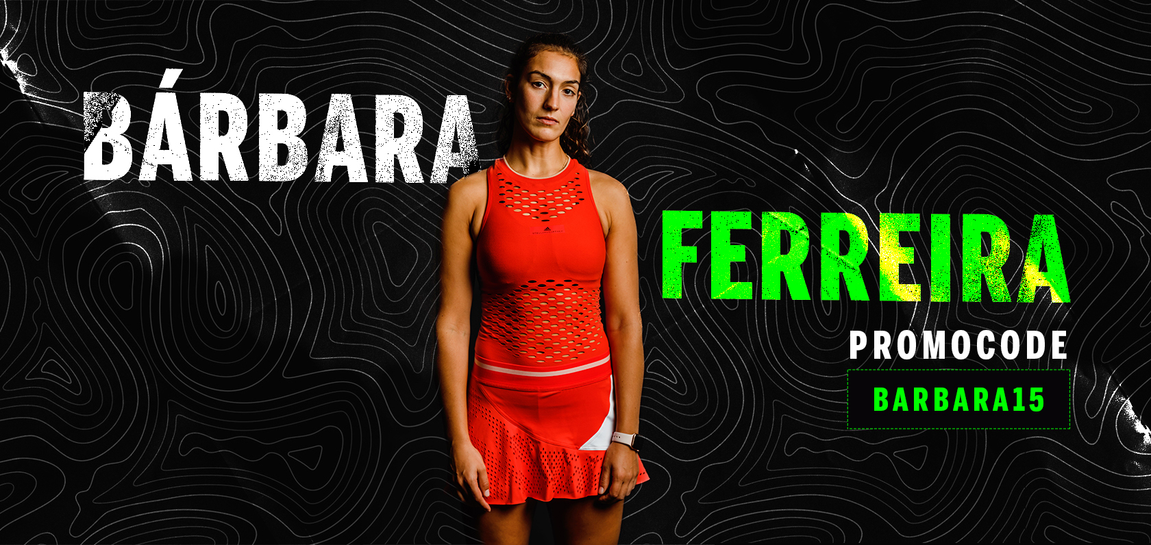 Barbara Ferreira Promocode