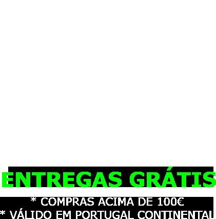 Entregas grátis
