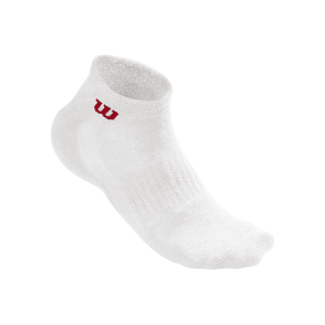 Meias Wilson ACC_Quarter_Sock_M_White