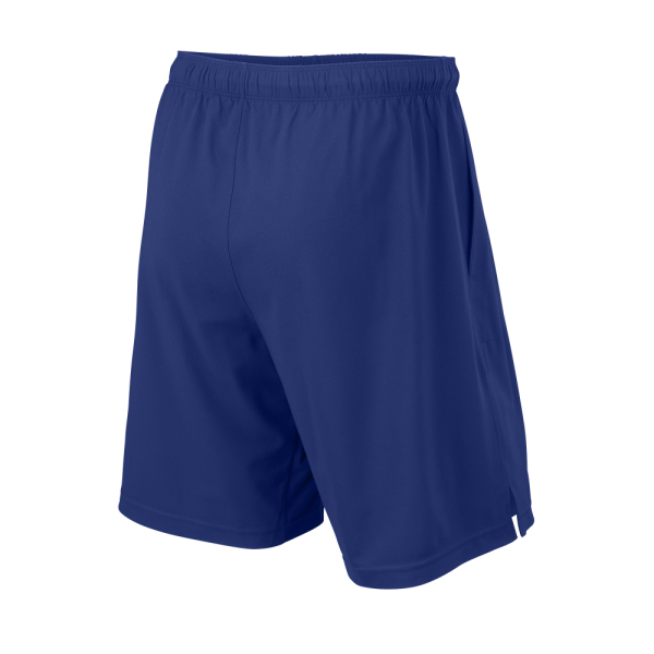 Calções de Ténis Training_M_Core_Rush_9_Woven_Short_MazarineBlue
