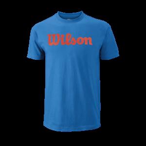 T-shirt Core_Script_Cotton_Tee_M_Blithe_HotCoral