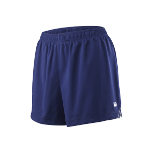 Calçoes de ténis Team W 3 5 Short Womens BlueDepths