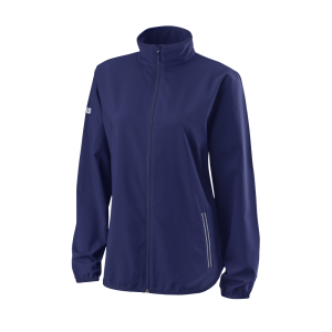 Team W Woven Jacket Womens BlueDepths