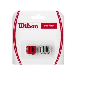 Wilson DAMPENERS PRO FEEL Red / Silver