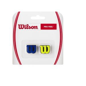 Wilson DAMPENERS PRO FEEL Blue / Yellow
