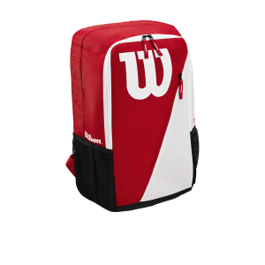 Mochila de Ténis Match_Backpack_RD_WH