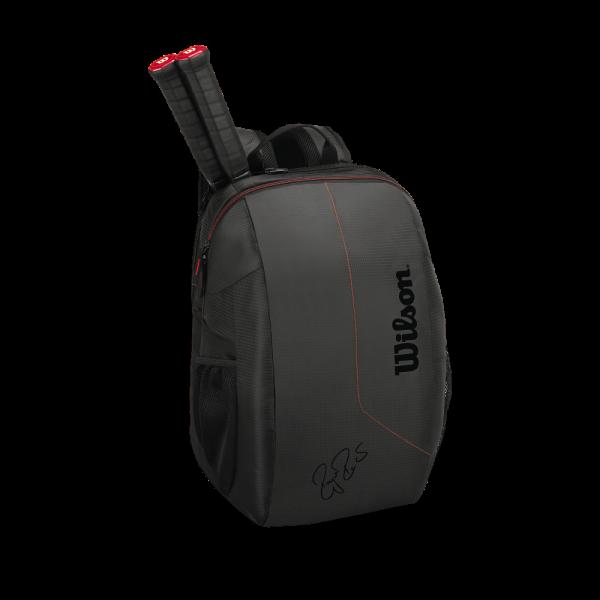 Mochila de ténis Fed_Team_Backpack_BKRD