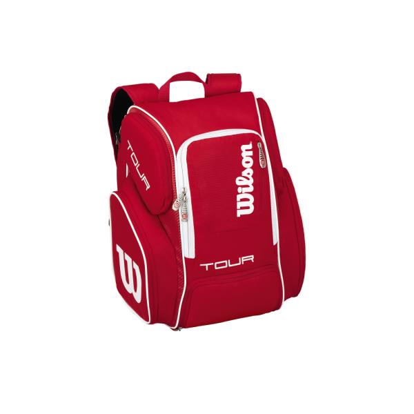 Mochila de ténis TOUR_V_BACKPACK_LARGE_RD