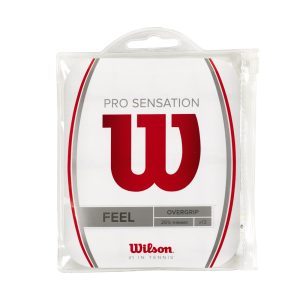 Wilson-PRO-OVERGRIP-SENSATION-White-12-Pack