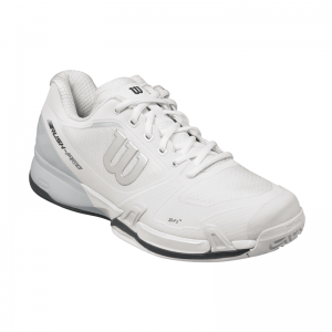 Wilson Rush Pro 2.5 White PearlBlue IronGate Clay Court