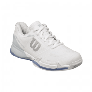 Wilson Rush ™ Pro 2.5 White / Pearl Blue / Stonewash (Clay Court)