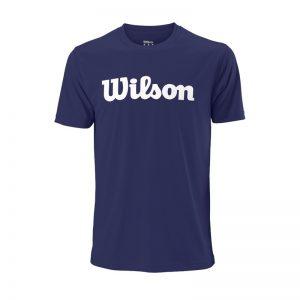 Wilson-UWII-Script-Tech-Tee-azul