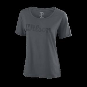 T-shirt Wilson SCRIPT COTTON TEE Turbulance
