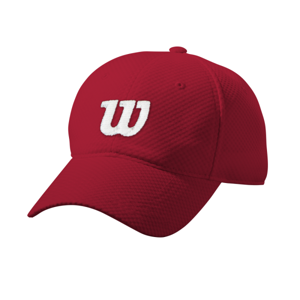 Wilson SUMMER CAP II Red