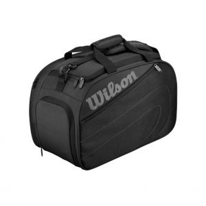 Saco Wilson Black Duffel Bag