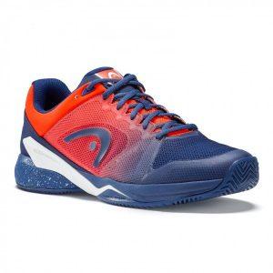 Head-Revolt-Pro-2.5-Clay-Blue-Flame-Orange
