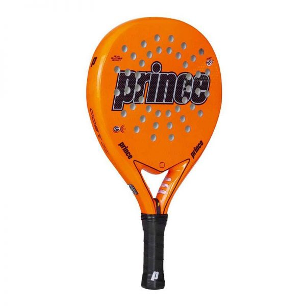 raquete-padel-profissionar-prince-Premier-laranja