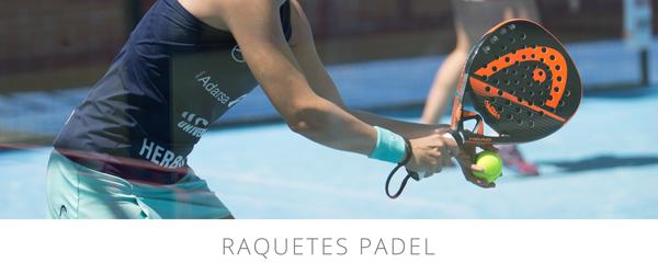 Raquetes de Padel