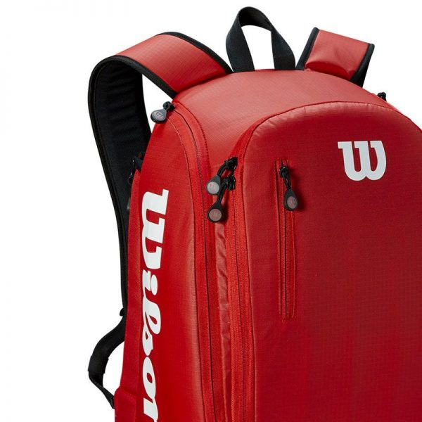 Wilson-Tour-Backpack-Red