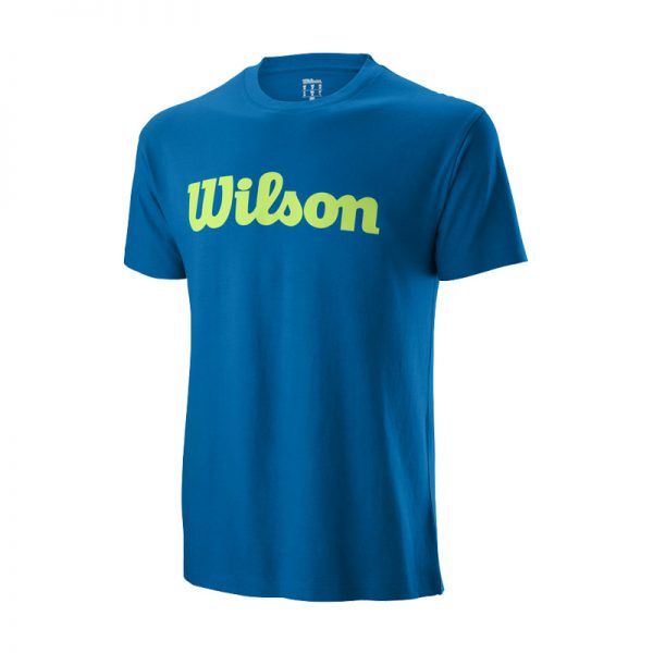 Wilson-Script-Cotton-Tee