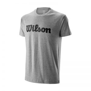 Wilson-Script-Cotton-Tee-Heather