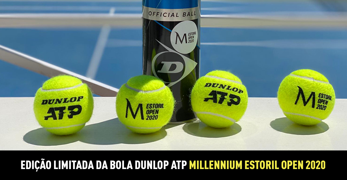Bola Dunlop ATP Millennium Estoril Open 2020