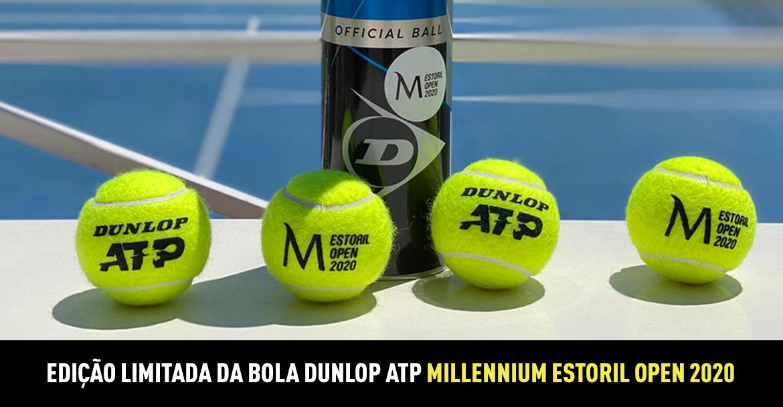 Bola Dunlop ATP Millennium Estoril Open 2020