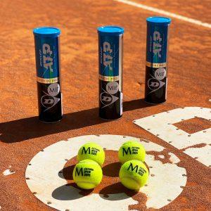 Bola Dunlop ATP Millennium Estoril Open
